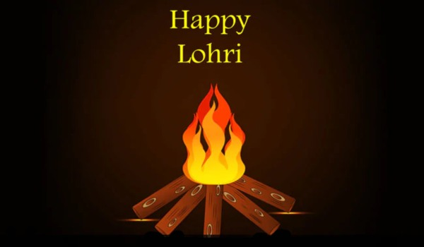 Lines On Lohri