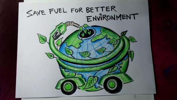 Save Fuel For Better Environment Essay