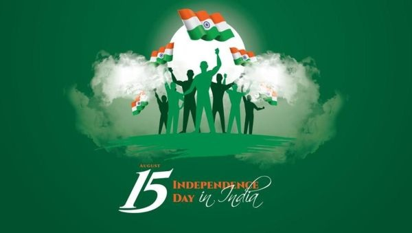 Independence Day Status in Hindi