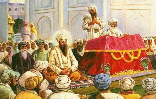 Short essay on guru granth sahib