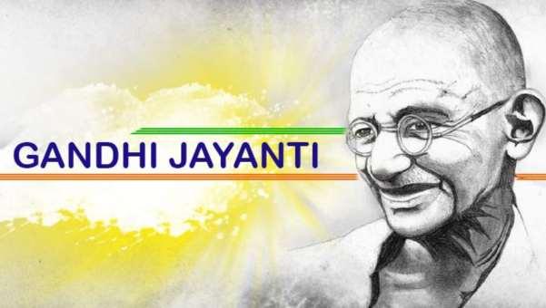 2 October Gandhi Jayanti hindi Speech