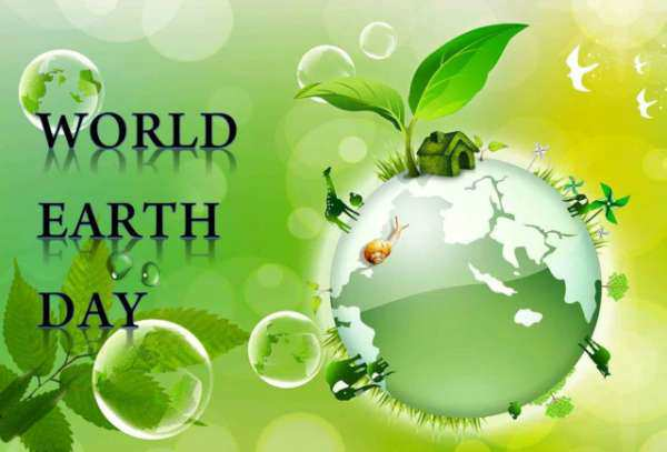 Earth Day Slogans in Hindi